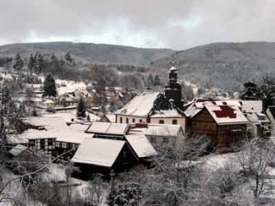 Winter in Albrechts